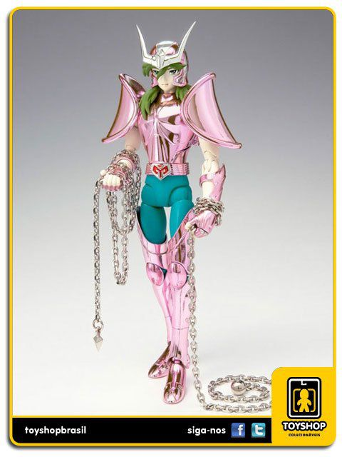 Cavaleiros Do Zodíaco Andromeda Shun V1 Cloth Myth