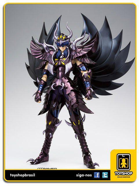 Cavaleiros do Zodíaco Garuda Aiacos Cloth Myth EX Bandai