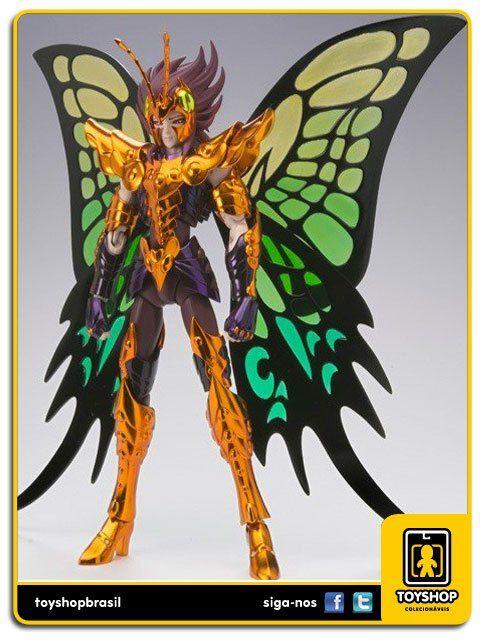 Cavaleiros do Zodíaco Papillon Myu Surplice Cloth Myth