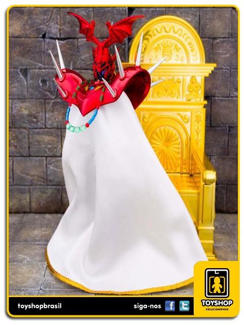 Cavaleiros do Zodíaco Premium Set Saga Saga Cloth Myth EX