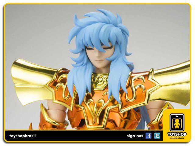 Cavaleiros Do Zodíaco Saint Seiya Emperor Poseidon Cloth Myth EX Bandai