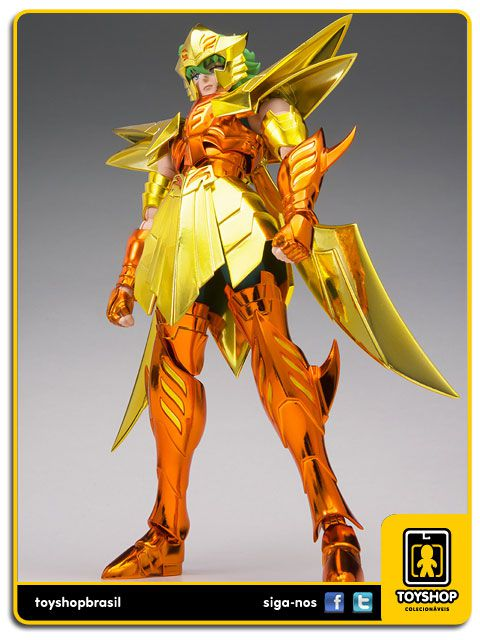 Cavaleiros Do Zodíaco Saint Seiya Kraken Isaac Cloth Myth EX Bandai
