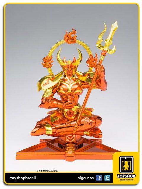 Cavaleiros Do Zodíaco Saint Seiya Krishna de Chrysaor Cloth Myth EX Bandai