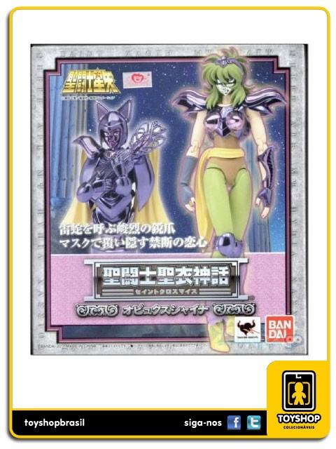 Cavaleiros do Zodíaco Shaina Cloth Myth Bandai