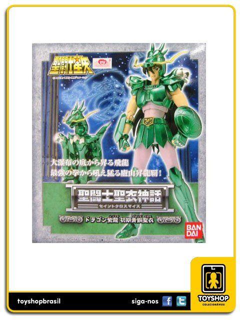 Cavaleiros Do Zodíaco Shiryu De Dragão V1 Cloth Myth