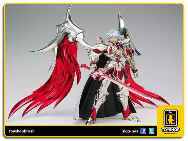 Cavaleiros do Zodíaco War Saga God Ares Saint Seiya EX Cloth Myth