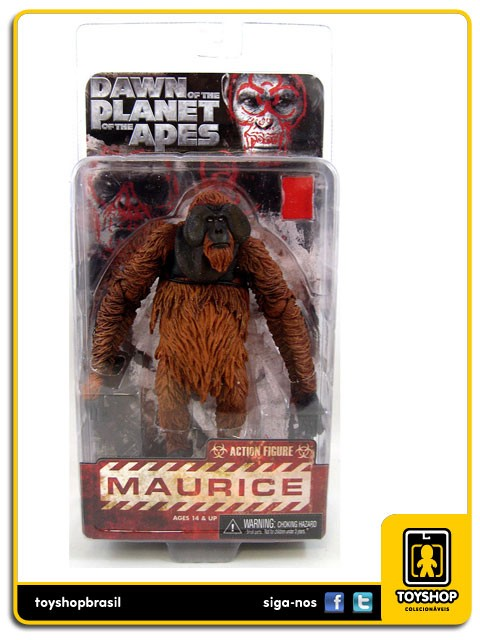 Dawn of The Planet Of The Apes Maurice  Neca