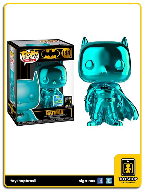 Dc Batman 80 Years Batman Sdcc 2019 144 Pop Funko