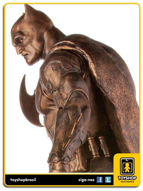 DC Comics Batman Bronze Prime Scale 1/3 By Ivan Reis  Iron Studios