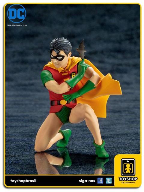 Dc Comics Batman & Robin pack  1/10 Artfx  Kotobukiya