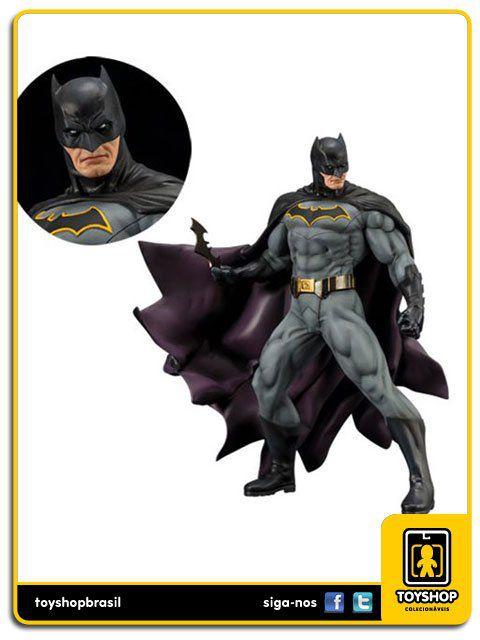 Dc Comics Batman Rebirth 1/10 Artfx  Kotobukiya