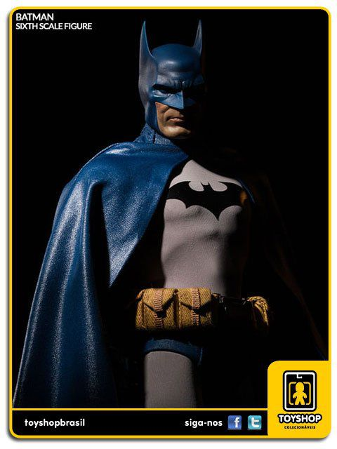 DC Comics Batman Sixth Scale 1/6 Sideshow