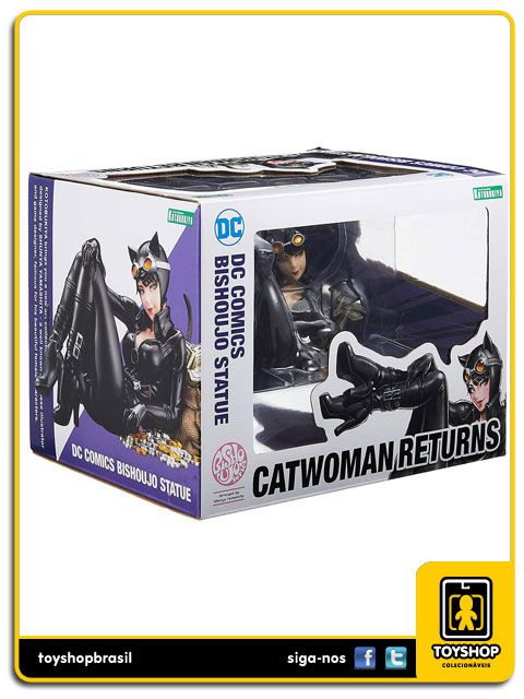 DC Comics Bishoujo: Catwoman Returns  - Kotobukiya