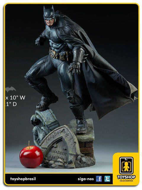 Dc Comics: Estátua Batman Premium Format - Sideshow Collectibles