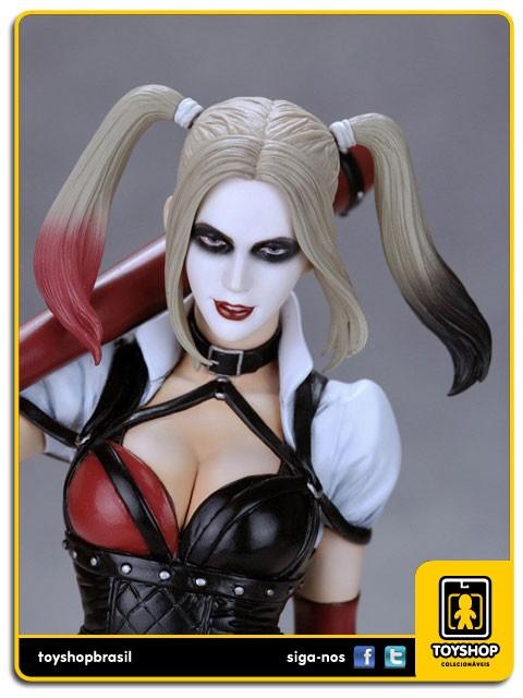 Dc Comics Estátua Harley Quinn 1/6 Luis Royo Yamato