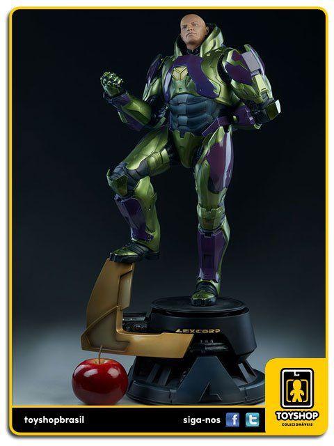 Dc Comics Estátua Lex Luthor Power Suit Premium Format  Sideshow Collectibles