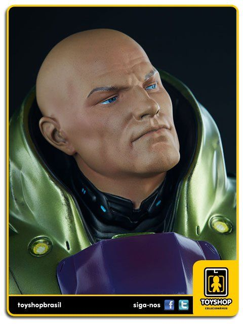 Dc Comics Estátua Lex Luthor Power Suit Premium Format  Sideshow Collectibles