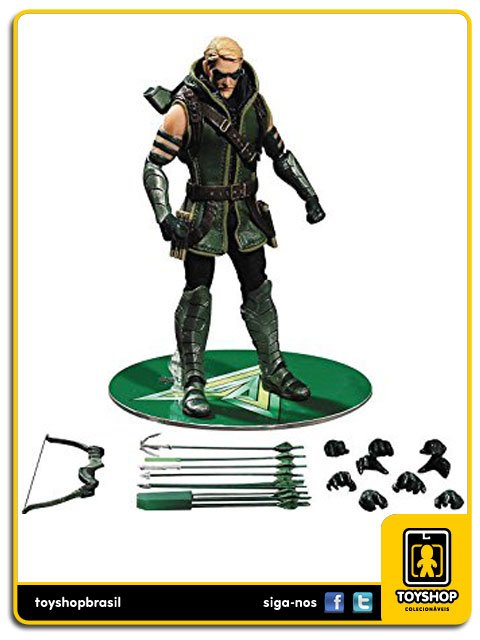 DC Comics  Green Arrow  One 12  Mezco