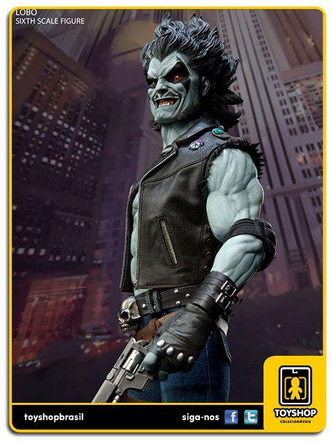 DC Comics Lobo Sixth Scale 1/6 Sideshow