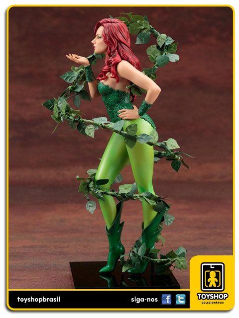 DC Comics Mad Lovers Poison Ivy  1/10 ArtFX Kotobukiya