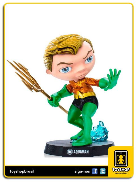 Dc Comics Mini Heroes Aquaman Mini Co