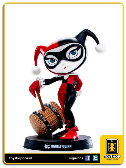 Dc Comics Mini Heroes Harley Quinn Mini Co