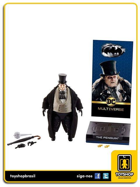 Dc Comics Multiverse Batman Returns The Penguin Mattel