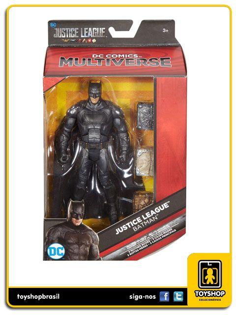 Dc Comics Multiverse Justice League Batman Exclusive Mattel