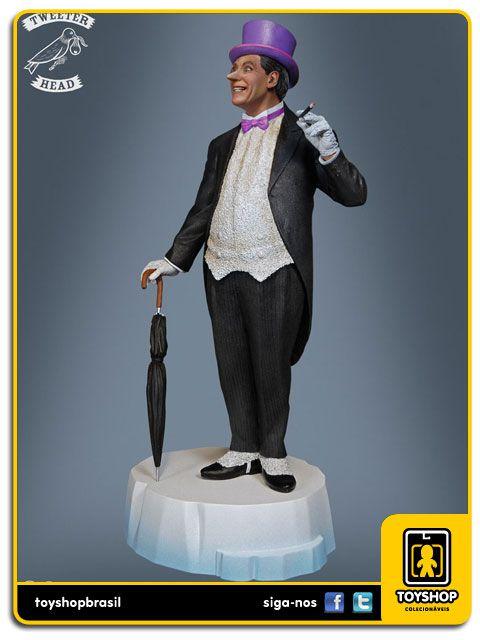 DC Comics Penguin Maquette 1/5 Tweeterhead