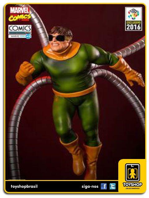 Marvel Série 3 Doctor Octopus CCXP16  1/10 Art Scale Iron Studios