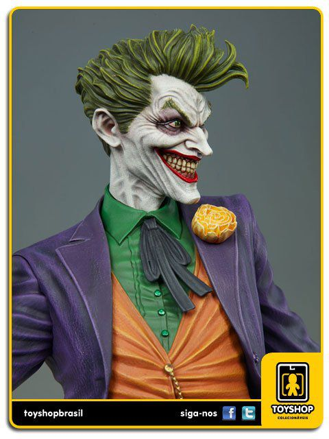 DC Comics The Joker Maquette Tweeterhead