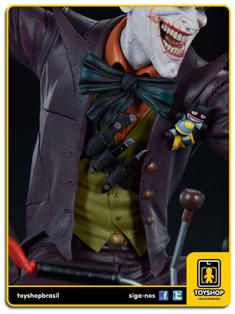 DC Comics The Joker Premium Format - Sideshow Collectibles