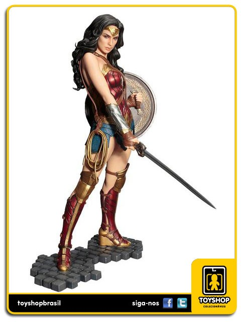 Dc Comics Wonder Woman Movie 1/6 Artfx  Kotobukiya