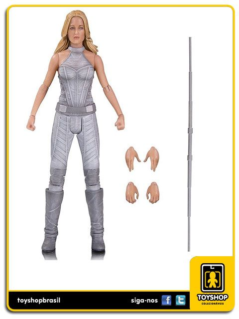 Dc's Legends Of Tomorrow White Canary Dc Collectibles