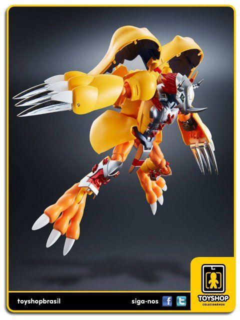 Digimon 01 Wargreymon Agumon  Digivolving Spirits Bandai