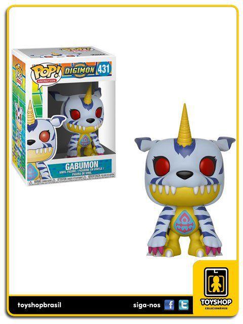 Digimon Gagumon 431 Pop Funko