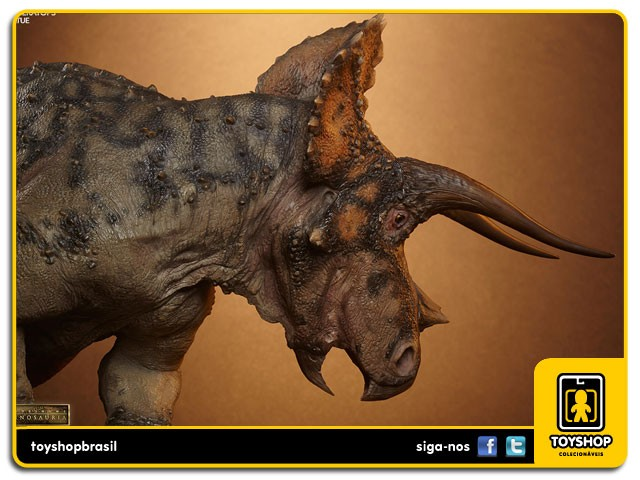 Dinosauria Triceratops  Statue Sideshow Collectibles