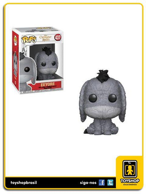 Disney Christopher Robin  Eeyore 437 Pop Funko