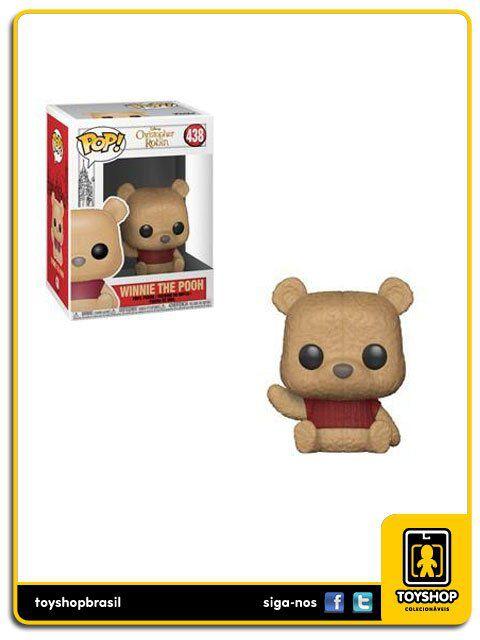 Disney Christopher Robin Winnie The Pooh 438 Pop Funko
