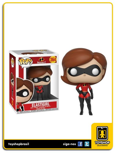 Disney Incredibles 2 Elastigirl 364 Pop Funko