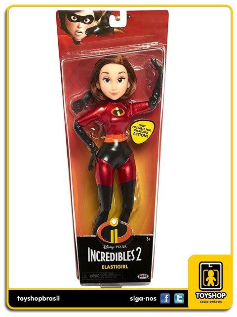 Disney Pixar Incredibles 2 Elastigirl Jakks Pacific