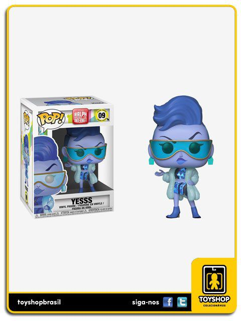 Disney Ralph Breaks The Internet Yesss 09 Pop Funko