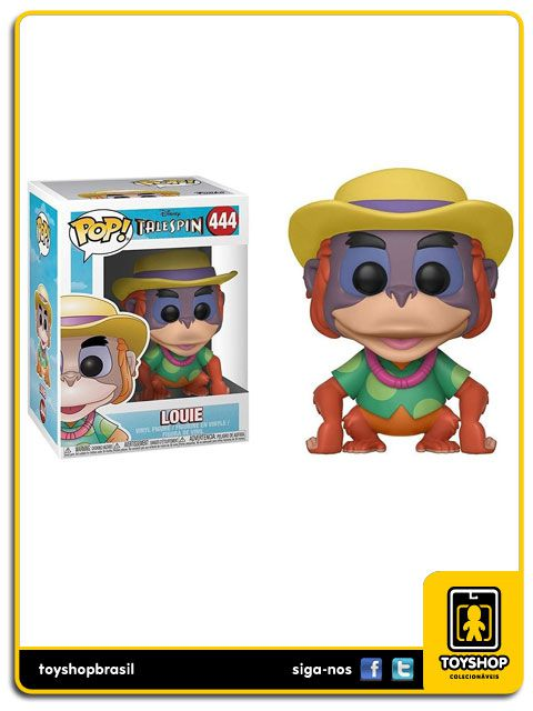 Disney Talespin Louie 444 Pop Funko