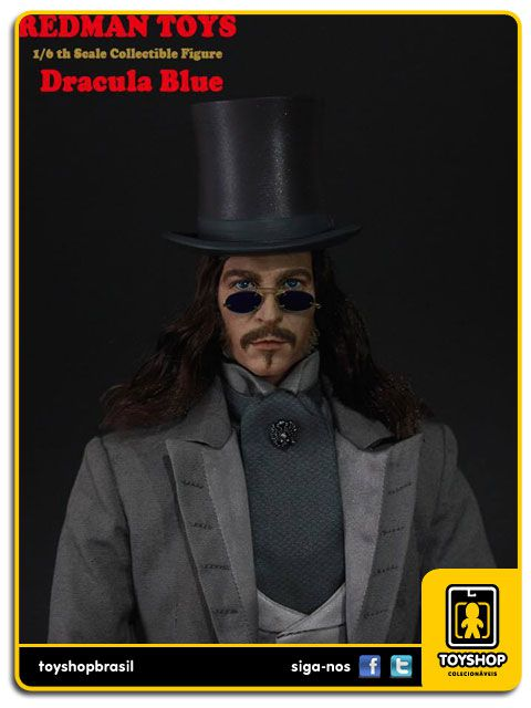 Dracula Bram Stoker: Dracula Blue RM033 1/6 Redman Toys