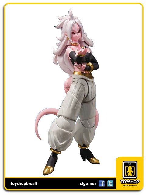 Dragon Ball Fighter Z S.H. Figuarts Android 21 Bandai