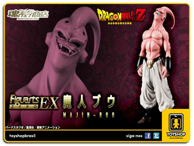 Dragon Ball  Figuarts Zero EX Majin Boo  Bandai