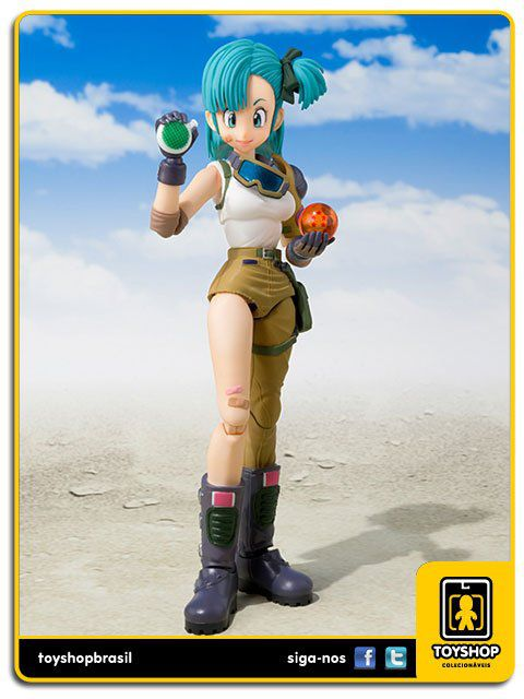 Dragon Ball S.H. Figuarts Bulma  Bandai