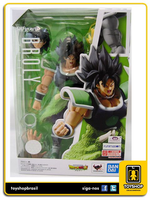 Dragon Ball  S.H. Figuarts Super Broly Bandai