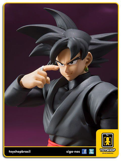 Dragon Ball Super S.H. Figuarts Goku Black Bandai
