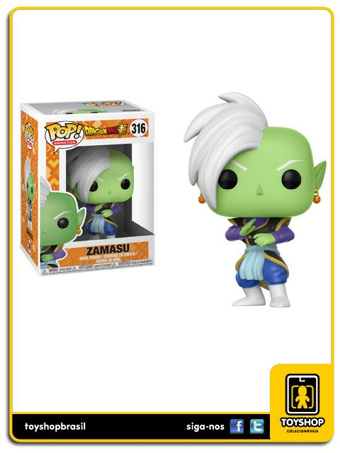 Dragon Ball Super Zamasu 316 Pop Funko
